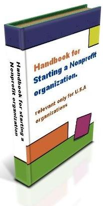 For nonprofit organization free book